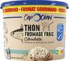Maxi thon fromage frais ciboulette - Product