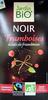 Chocolat Noir Framboise Jardin Bio - Product