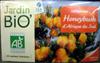 Infusion Honeybush d'Afrique du Sud Jardin Bio - Produit