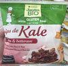 Chips De Chou Kale Au Citron Vert Et à La Betterave Bio - Product