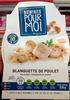 Blanquette de Poulet - Product