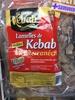 Lamelles de Kebab Méditerranéen - Product