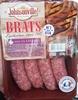 Brats saveur Ail & Romarin - Product