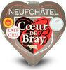 200G Coeur Neuchatel Aoc Lait Cru - Product