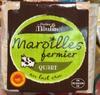 Maroilles fermier quart au lait cru (29% MG) - Produit