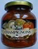 Sauce tomate à l'huile d'olive Champignons - Produit