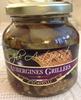 Aubergines grillées - Produit