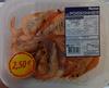Crevettes cuites réfrigérées - Produit