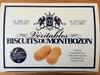Véritables biscuits de Montbozon - Produit