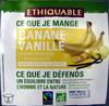 Banane Vanille bio Ethiquable - Product