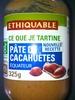 Pâte de cacahuètes - Product
