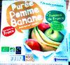 Purée Pommes Bananes - Product
