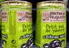 Petit pot de yaourt au citron vert - Produit