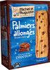 Palmiers pur beurre gouttes de chocolat 120g - Prodotto