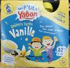 Goûters Lactés Vanille - Produit