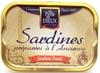 Sardines préparées à l'Ancienne (Jambon Fumé) - Product