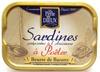 Sardines préparées à l'Ancienne à Poêler (Beurre de Baratte) - Product