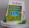 Fin et onctueux - Fromage de Chèvre - Product
