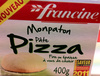 Monpaton Pâte à pizza - Product