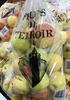Pommes Golden - Produit