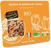 Salade quinoa et graines de courge - Produit