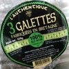 galette de blé noir - Product