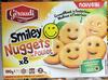 Smiley - Nuggets de poulet panés - Produit