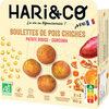 Boulettes de pois chiches - Patate douce - Curcuma - Product