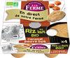 Riz au lait bio caramel - Product