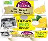 Yaourt Bio Citron - Produkt