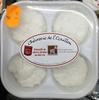 Faisselle de chèvre fermier au lait cru - Produit