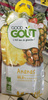 Gourde Ananas-Good Gout-120g - Produit