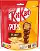 Kitkat pops peanut - Produkt