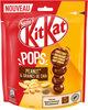 KITKAT POPS Peanut & Graines de chia - Produit