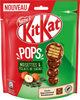 KITKAT POPS Noisettes & Eclats de cacao - Product