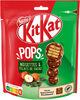KITKAT POPS Noisettes & Eclats de cacao - Продукт