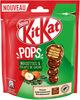 KITKAT POPS Noisettes & Eclats de cacao - Producto