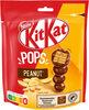 KITKAT POPS Peanut* 110g. *Cacahuète - Product