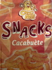 Snacks Cacahuète - Product