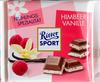 Ritter Sport Himbeer Vanille - Produit
