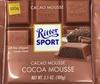 Chocolat au lait des Alpes fourré d'une mousse au cacao - Produit