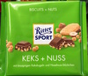 Ritter Sport Keks + Nuss - Product