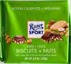 Ritter Sport Keks + Nuss - Produit