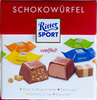 Ritter Sport Schokowürfel vielfalt - Produit