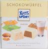 Ritter Sport Schokowürfel weiß - Produit