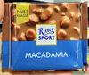 Ritter Sport Macadamia - Produit