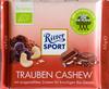 Ritter Sport Trauben Cashew - Produit