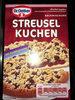 Streusel kuchen - Produkt