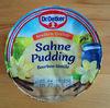 Sahne Pudding Bourbon-Vanille - Produkt