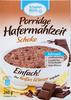 Porridge Hafermahlzeit Schoko - Produkt